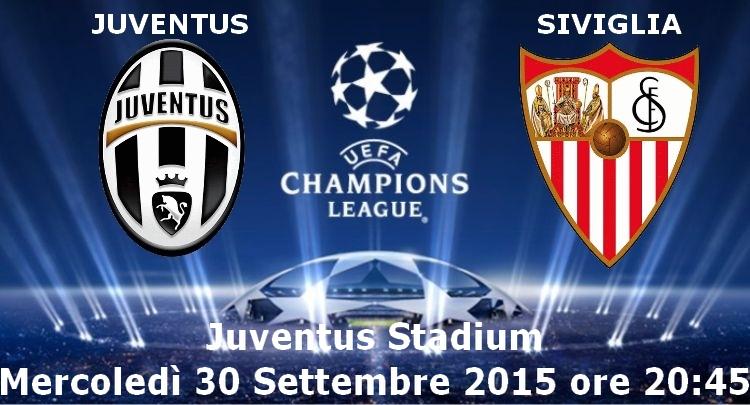Juventus - Siviglia
