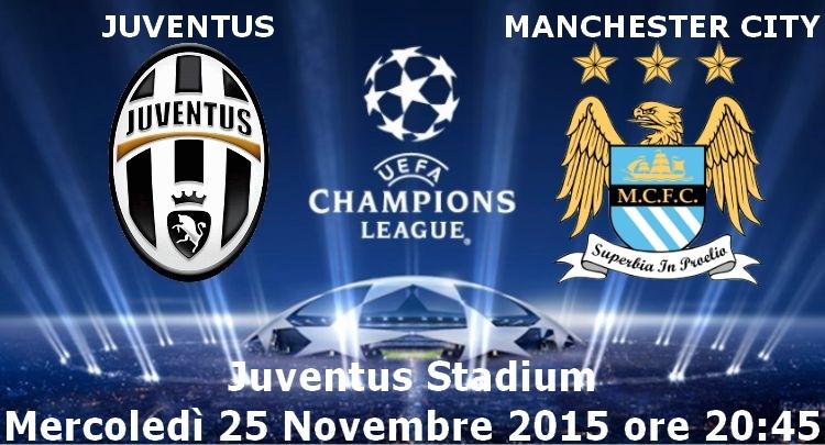 Juventus - Manchester City