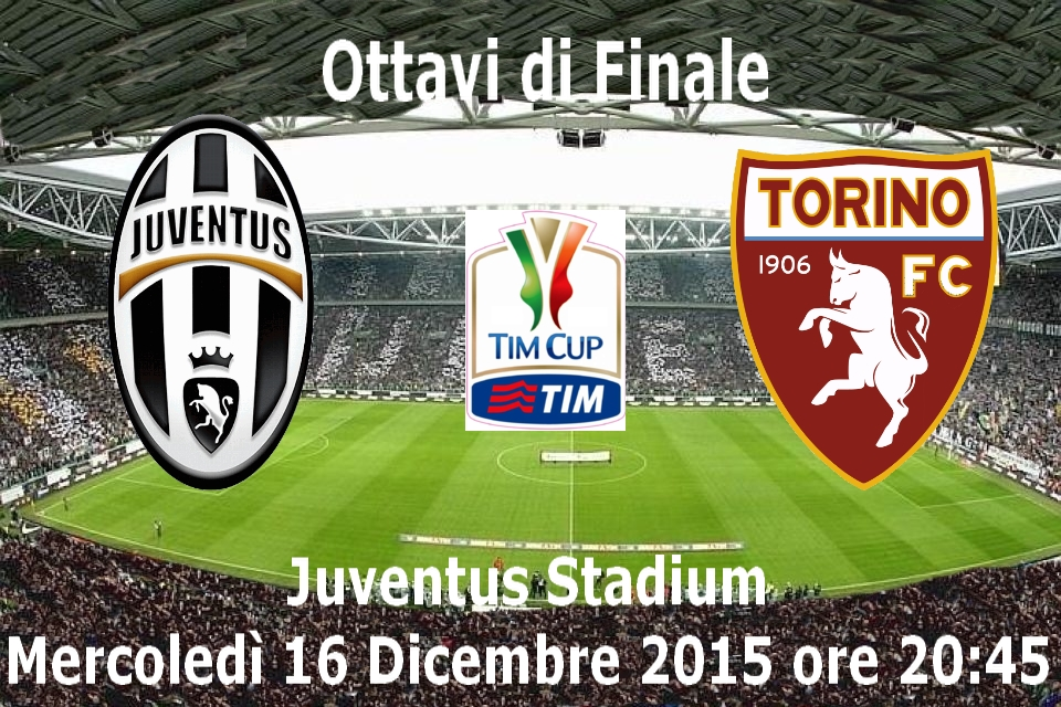 Juventus - Torino - Tim Cup